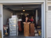 Move #5: Our third move away from Philein's house with the latest round of antiques. [September 2014].