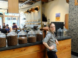6. A peek into life at 4B. Speed dating a roastery! Mission, SF.