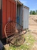 Wagon wheel chillin.