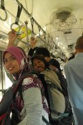~travelling by train from Cha-Am to Bangkok..