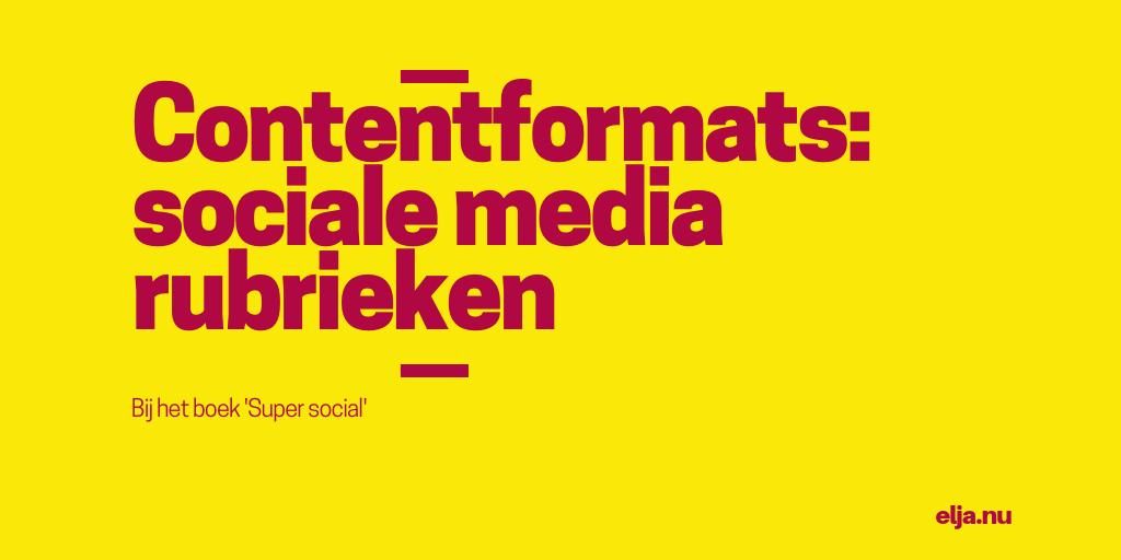 super social contentformats