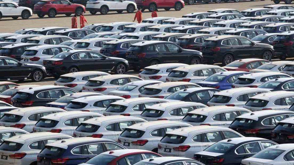 vehiculos electricos chinos