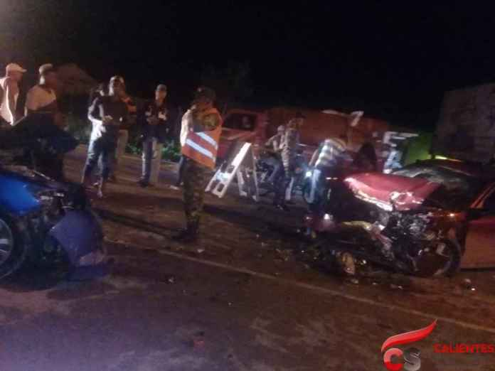 Dos muertos y varios heridos en accidente de tránsito en San Juan de la Maguana