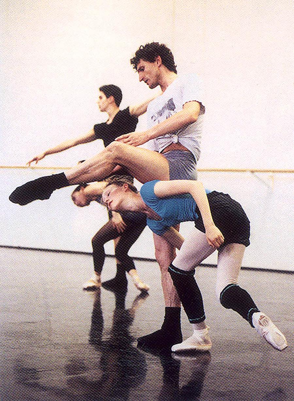 Het Nationale Ballet, documentaire van Roel van Dalen