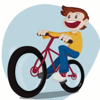 Montar en Bici en 5 Pasos