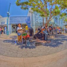 El Javi at Third Street Promenade (Santa Monica)