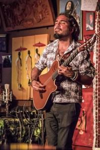 El Javi at Dream Cafe (Penticton, Canada)