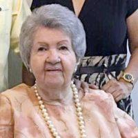 Esther Pantaleón, tronco de la conocida familia de San Francisco de Macorís Santos Pantaleón