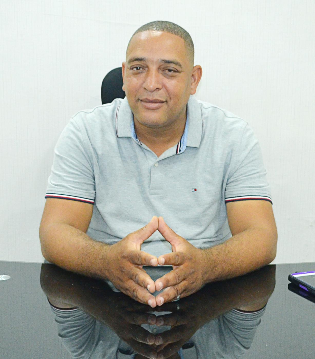 Félix Vargas (Quequi), director de Agenda 56