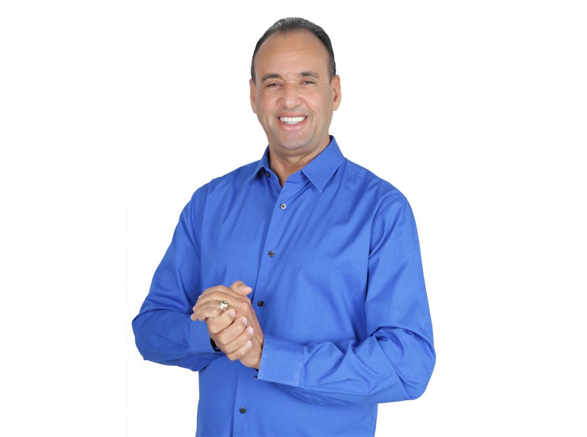 El doctor Rafael Rodríguez, candidato a Regidor del Municipio de San Francisco de Macorís por el Partido Revolucionario Moderno (PRM)