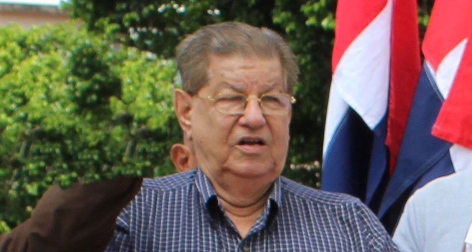 Manuel de Jesús Rojas Fernández, más conocido como Cucho