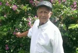 Fallece el señor Justiniano Valdez