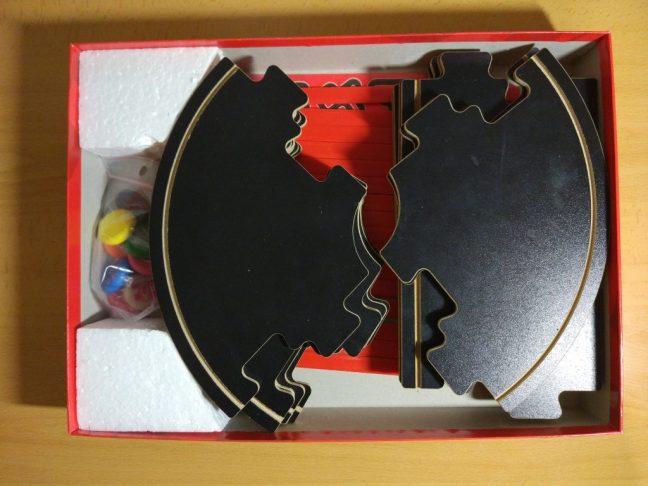 La caja de PitchCar