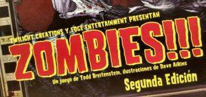 Logo Zombies!!!