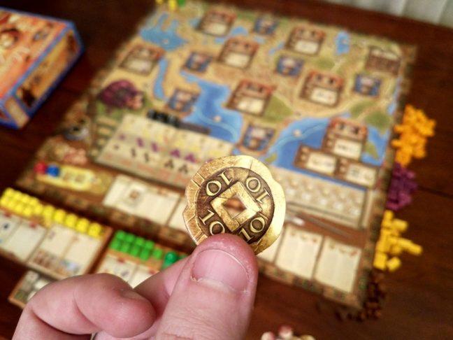 Moneda de Los viajes de Marco Polo