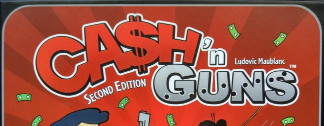 Logo Cash n Guns