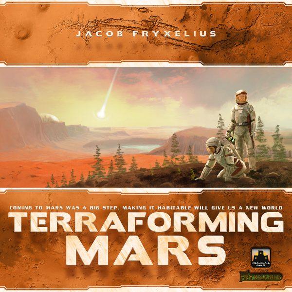 Portada Terraforming Mars