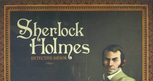 Logo Sherlock Holmes Detective Asesor