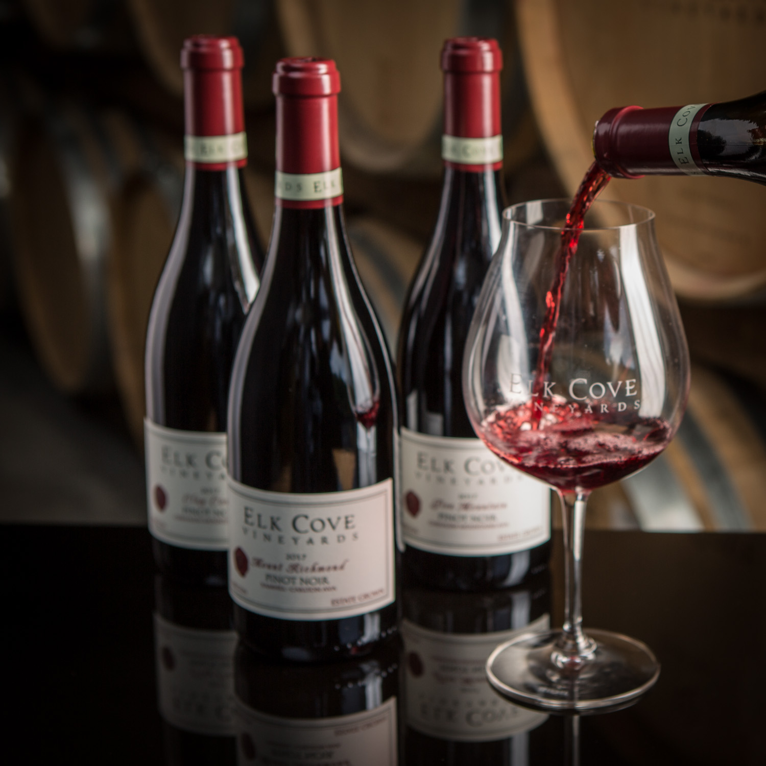 Check out our Pinots