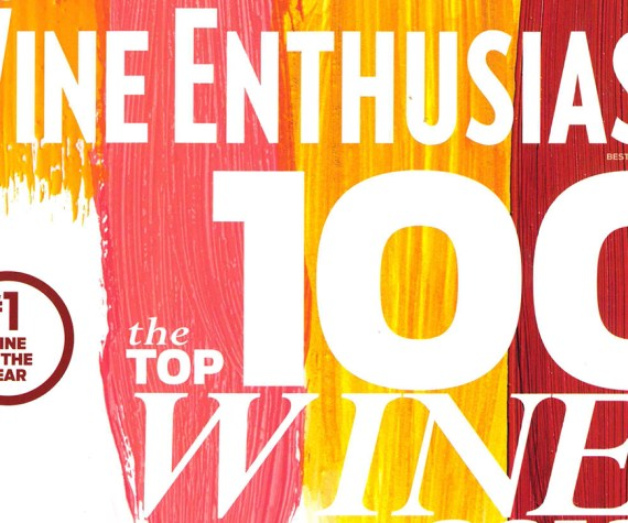 Wine Enthusiast Top 100 Wines