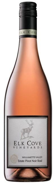 Rosé of Pinot Noir bottle