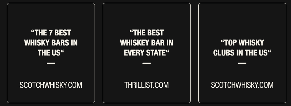 The Best Whiskey Bar In Every State and other accolades for the Multnomah Whiskey Library. Follow liink for full text.