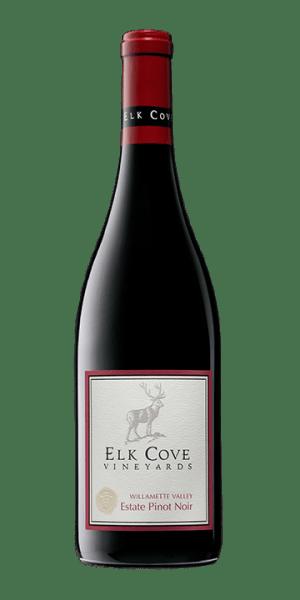 bottle of pinot noir