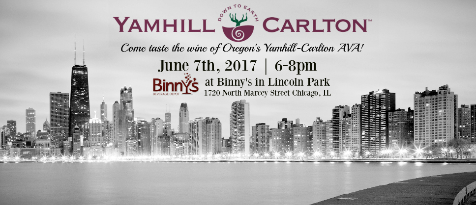 Yamhill Carlton at Binny's