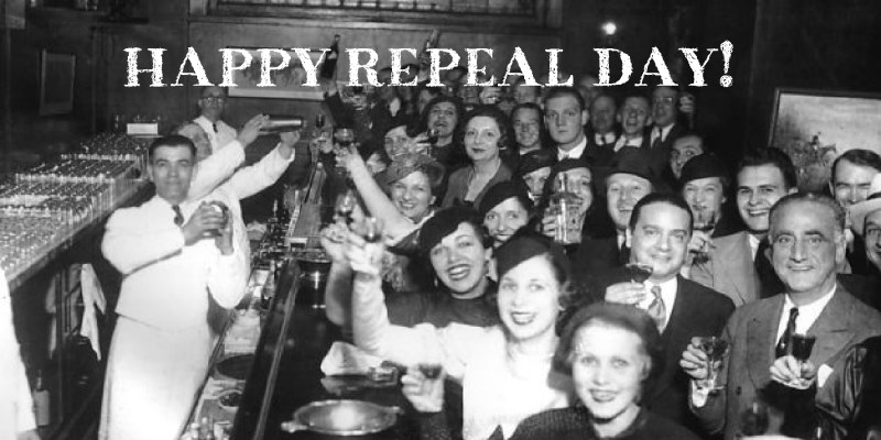 Happy Repeal Day 1933