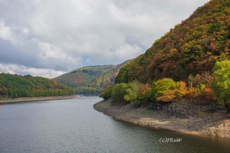 Nördlicher Teil des Rur-Obersee