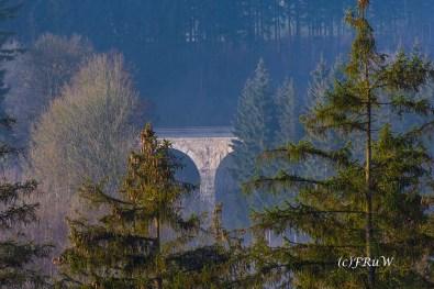 Viadukt am Kloster Reichenstein