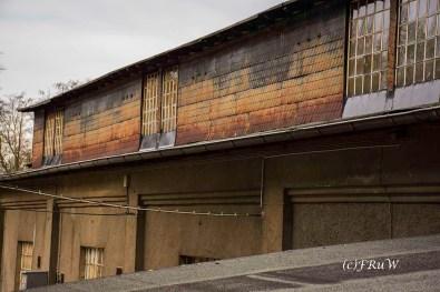 Gebäude an der Rosenheimer Lay