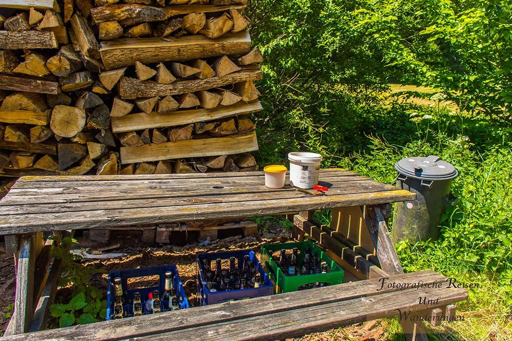 Der Stammtisch für Wandersleute