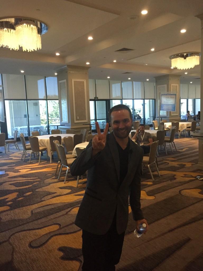 John Lee Dumas at SMMW15