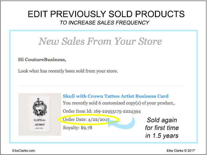 Edit Previously Sold Zazzle Products to Boost Their Visibility for More Sales