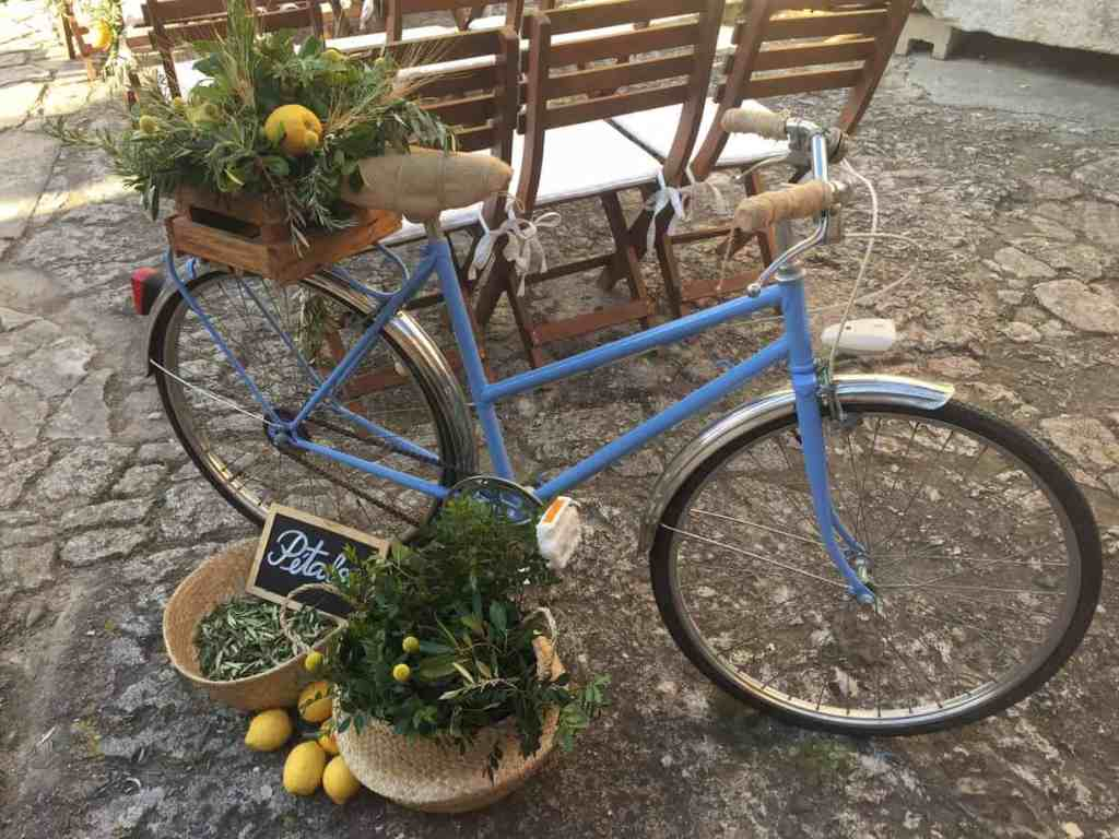 Creative Lemon Baskets to Decorate the Scenery