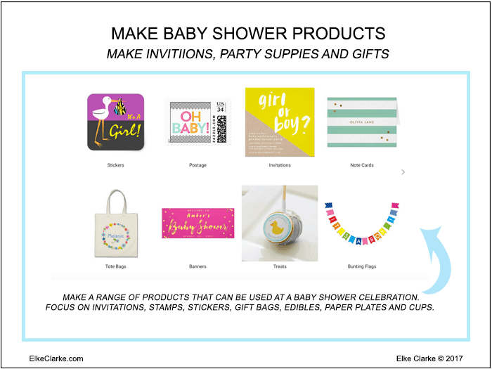 Make Baby Shower Invitations, Party Supplies and Gifts on Zazzle