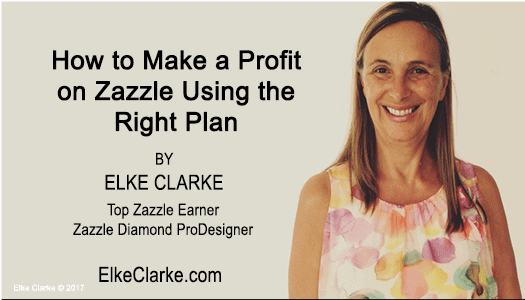 How to Make a Profit on Zazzle