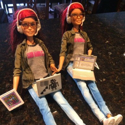 Game Developer Barbies