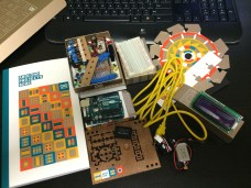 Arduino kit = fun, fun, fun!