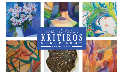KRITIKOS Group Exhibition - September 2021