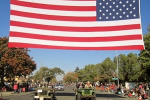 Elk Grove Veterans Day Parade