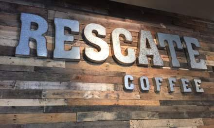 Cafe Feature: Rescate Coffee