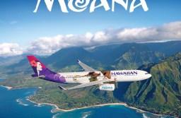 Hawaiian Airlines and Disney's Moana