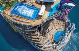 The Grandest Cruise Ship of Them All – Harmony of the Seas
