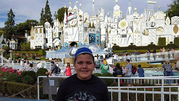 Elk Grove Mom Requests Birthday Cards For Her Son With Autism