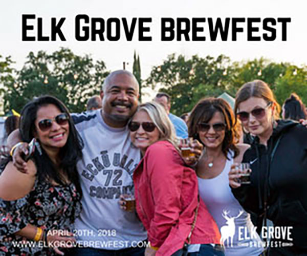 Elk Grove Brewfest Is April 20! Buy Your Tickets Before They Sell Out!