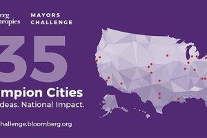 Elk Grove A Finalist In Bloomberg Philanthropies 2018 Mayors Challenge