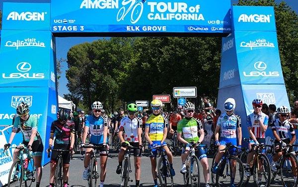 Amgen Tour of California – Coming Through Elk Grove This Week!