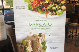 Starbucks Launches New Mercato Food Line Which Is Donated Nightly to Food Banks